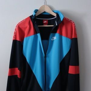 Nike sport jacket (multicolored)